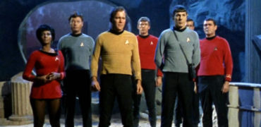 Ringtone fun with Star Trek